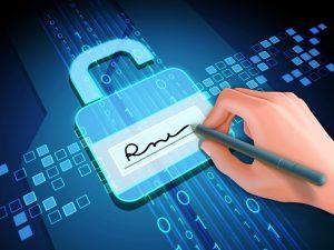 امضای دیجیتال چیست ونحوه ی عملکرد آن چگونه است؟