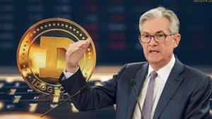 جروم پاول (Jerome Powell)، رئیس فدرال رزرو، در یک کنفرانس مطبوعاتی بازارهای مالی و بهطور مشخص تبوتاب پیرامون اتفاق بازار دوج کوین را «کمی حبابی» توصیف کرد.