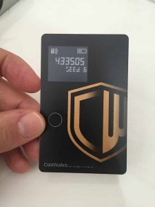 کیف پول سخت افزاری کول والت | Cool Wallet را میشناسید؟