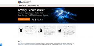 کیف پول بیت کوینی آرموری | armory wallet  را میشناسید؟