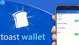 درباره کیف پول نرم افزاری تواست | Toast Wallet چه میدانید؟