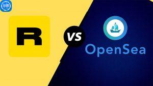 OpenSea و Rarible